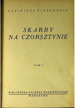 Skarby na Czorsztynie tom 1 ok 1927r