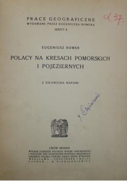 Polacy na kresach pomorskich i pojeziernych 1919 r.