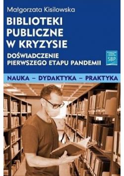Biblioteki publiczne w kryzysie