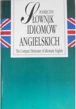 Podręczny słownik idiomów angielskich