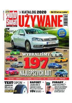 Auto Świat Katalog Używane 1/2020