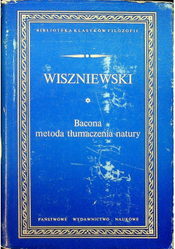 Bacona metoda tłumaczenia natury