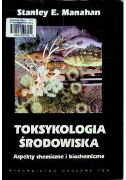 Toksykologia środowiska