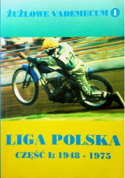 Liga Polska Część I 1948 1975