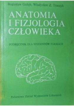 Anatomia i fizjologia człowieka Podręcznik dla studentów farmacji