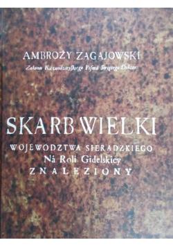 Skarb wielki Województwa Sieradzkiego Reprint z 1724 r