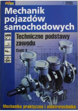Mechanik pojazdów samochodowych Techniczne podstawy zawodu część II