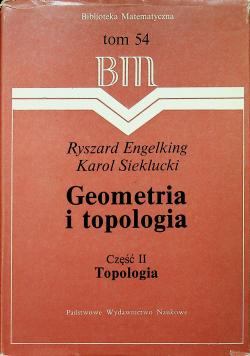 Geometria i topologia cz II