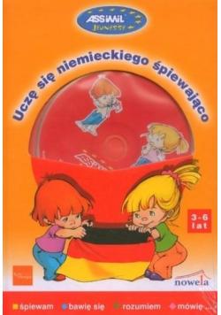 Uczę się niemieckiego śpiewająco 3-6 lat