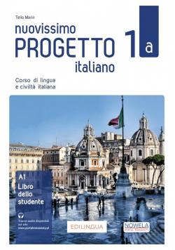 Nuovissimo Progetto Italiano 1A podr. + online