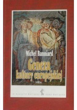 Geneza kultury europejskiej