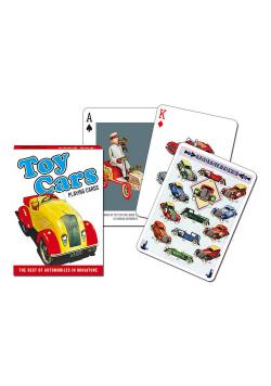 Piatnik  Karty Toy Cars 1 talia