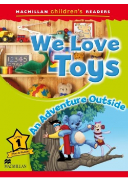 Children's: We Love Toys 1 An Adventure Outside