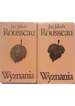 Rousseau Wyznania