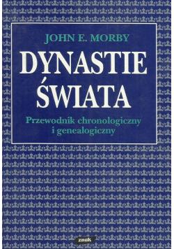Dynastie świata przewodnik chronologiczny i genealogiczny