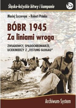 Bóbr 1945. Za liniami wroga TW