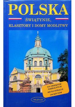 Polska Świątynie klasztory domy modlitw