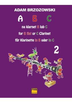 ABC na klarnet B lub C cz. 2 PWM