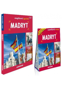 Explore! guide light Madryt 2w1 w.2020