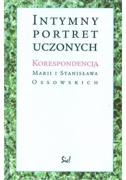 Intymny portret uczonych Korespondencja Marii i Stanisława Ossowskich