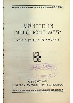 Serce Jezusa a kapłan 1925r