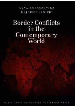 Border Conflicts in the Contemporary World