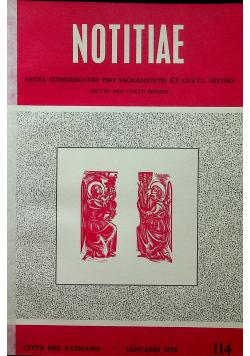 Notitiae