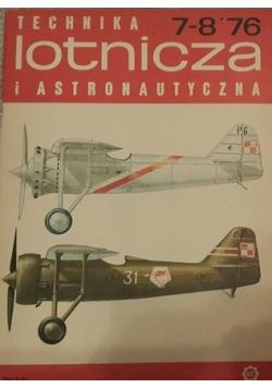 Technika lotnicza i astronautyczna nr 7 8