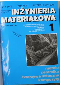Inżynieria Materiałowa nr od 1 do 6