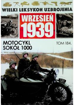 Wielki leksykon uzbrojenia Motocykl sokół tom 184