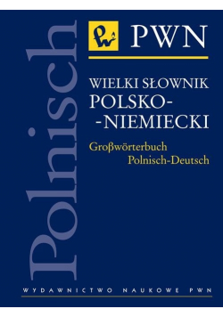 Wielki słownik polsko niemiecki