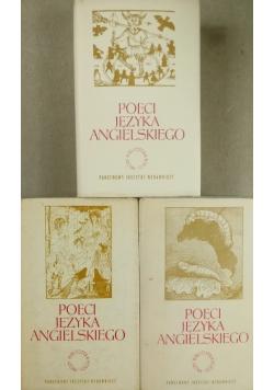 Poeci Języka Angielskiego Tom I do III
