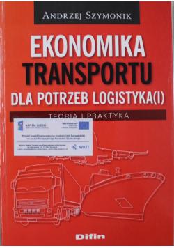 Ekonomika transportu dla potrzeb logistyka