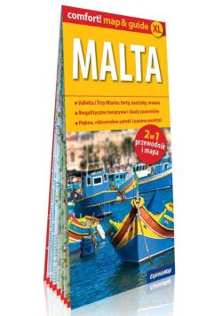 Comfort! map&guide XL Malta 2w1 w.2020