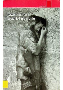 Izrael już nie frunie