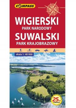 Wigierski Park Narodowy Suwalski Park Krajobrazowy
