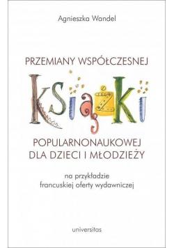 Przemiany współczesnej książki popularnonaukowej..