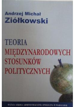 Teoria międzynarodowych stosunków politycznych