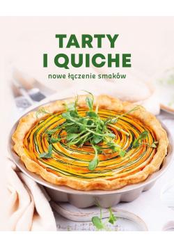 Tarty i quiche Nowe łączenie smaków