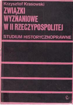 Związki wyznaniowe w II Rzeczypospolitej
