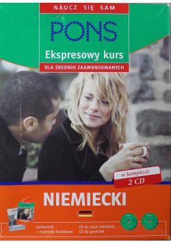 Ekspresowy kurs dla średniozaawansowanych Niemiecki
