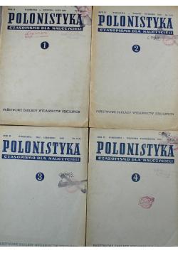 Polonistyka 4 Nr 1949 r.