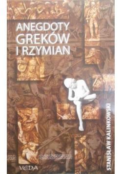 Anegdoty Greków i Rzymian