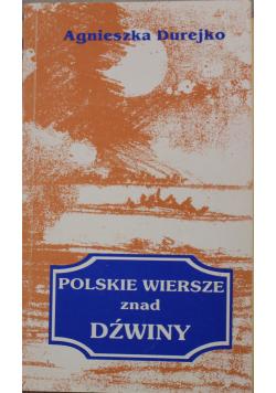Polskie wiersze znad Dźwiny