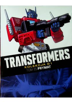 Transformers Tom 35 Prymat