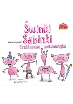 Świnki Sabinki. Praktyczna matematyka