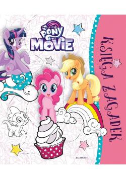 My Little Pony The Movie Księga zagadek