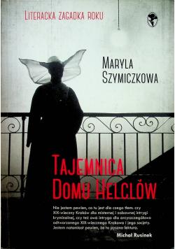 Tajemnica domu Helclów
