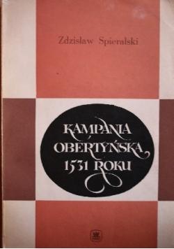 Kampania Obertyńska 1531 roku