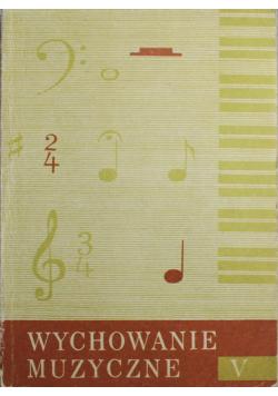 Wychowanie muzyczne klasa V